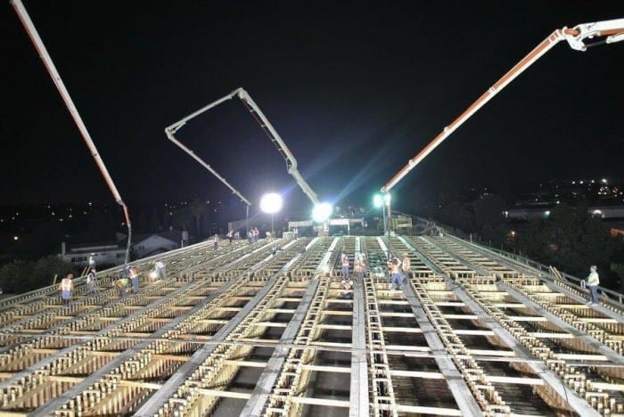 Freeway Construction | MikeGig.com