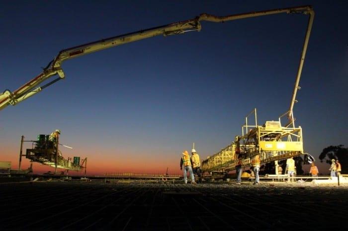Freeway Construction Engineering | MikeGig.com