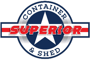 Superior Container & Shed - Company Logo