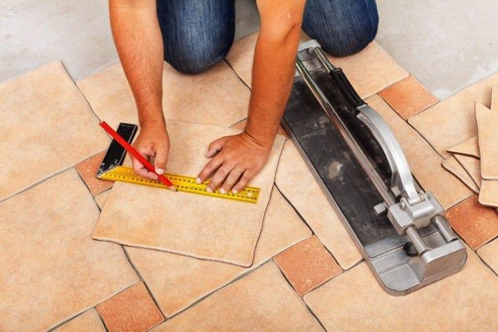 Tile Flooring Installations