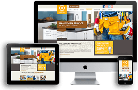 Websites & Design for General Building Contractors | DIY or