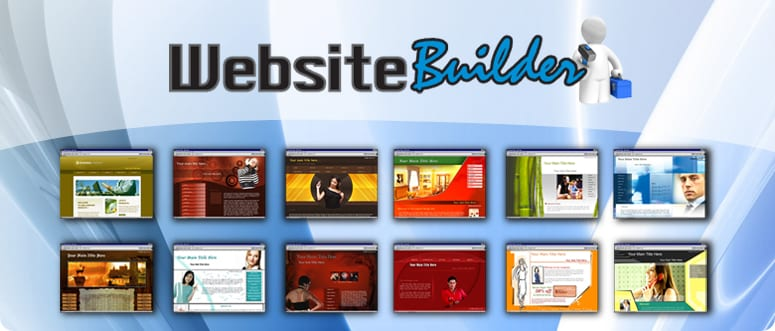 DIY Website Builder for Construction Companies and Contractors