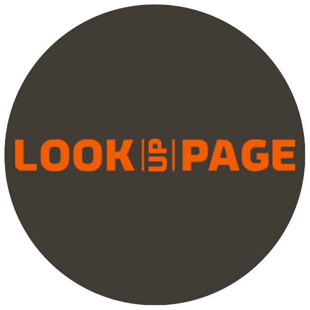 Look Up Page