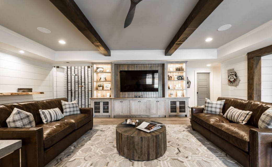 3 Biggest Concerns When Designing a Basement