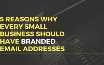 The Importance of a Branded Email Address for Contractors