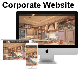 Corporate websites for Contractors and Construction companies