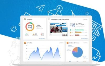 SEO Agency for Contractors with a Client side Dashboard