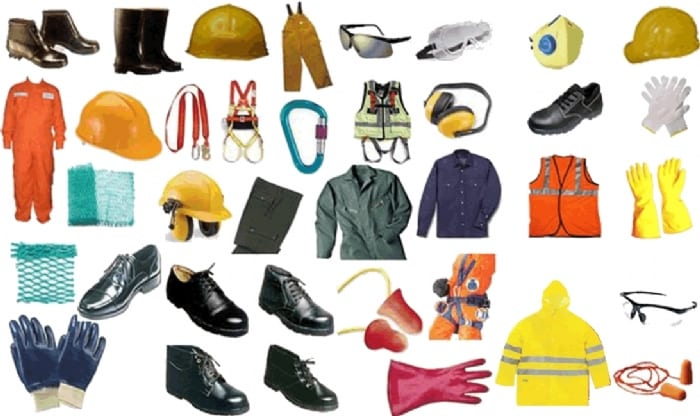 Personal Protection Equipment PPE | ContractorWebsites.com