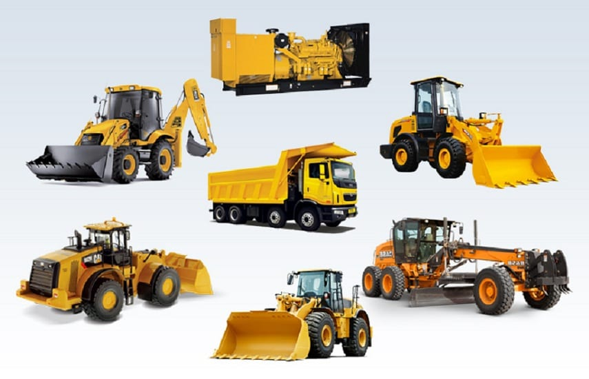 Construction Equipment Websites and Design | ContractorWebsites.com