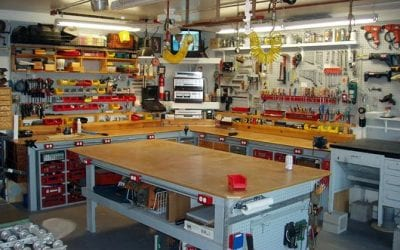 How to Set Up a Home Workshop
